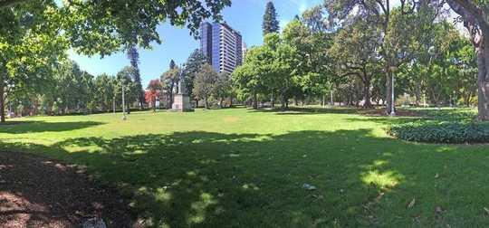 Reducir el estrés en el trabajo es solo un paseo por el parque