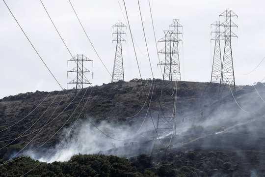 Wildfire'ı Kaliforniya'da Bir Halk Sağlığı Sorunu Olarak Tedavi Etmemiz Neden