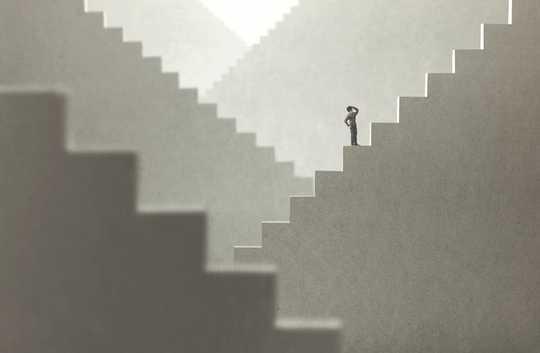 Est-ce que nous grandissons réellement de l'adversité?