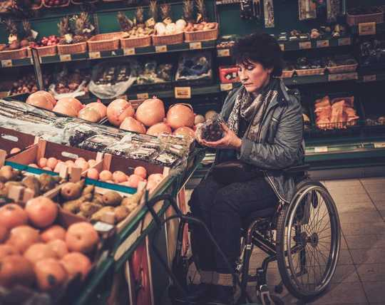 Dovrei dire persona disabile o persona con disabilità? ⁠