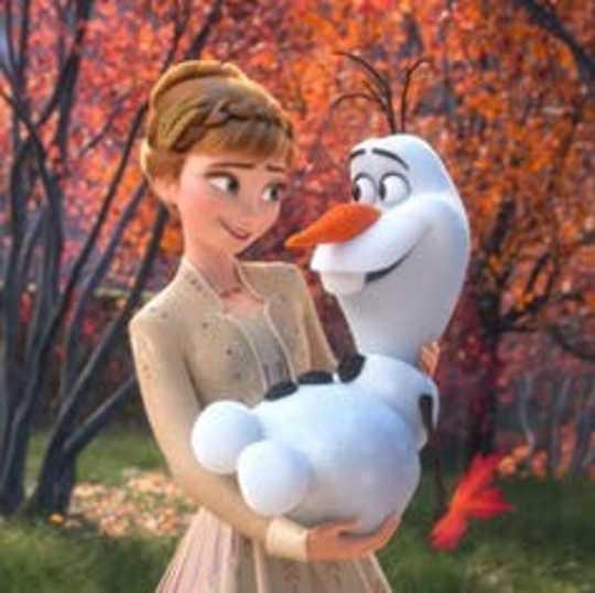 Paano Tumutulong ang Frozen II sa Mga Bata sa Panganib sa Panahon at Tumanggap ng Pagbabago