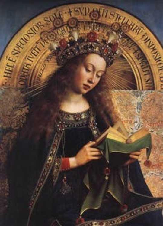 Hoe die kultus van Maagd Maria 'n simbool van vroulike outoriteit in 'n patriargie-instrument gemaak het