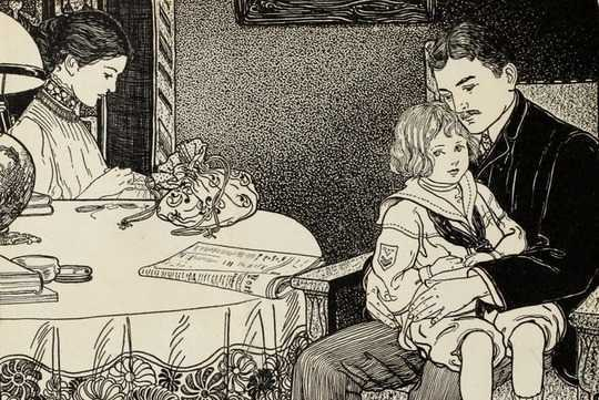 How Children's Books Have Written Mom Out Of The Story