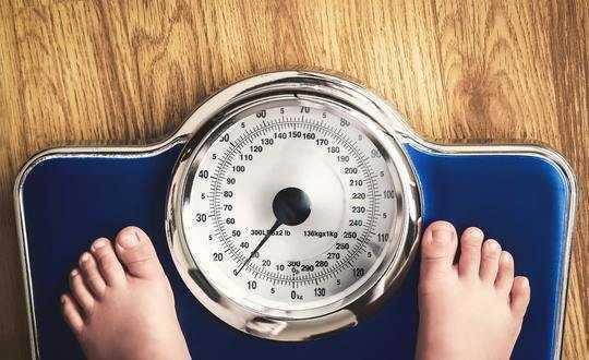 माता-पिता को दो वर्ष की आयु से अपने बच्चे के वजन की निगरानी करनी चाहिए