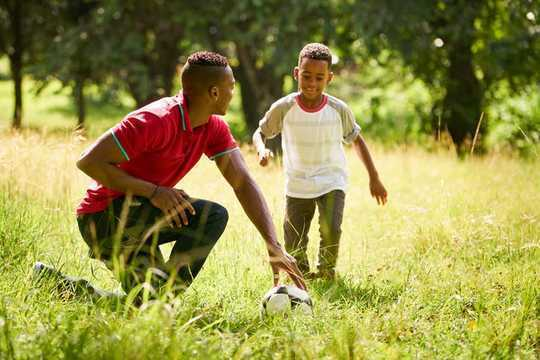 Why Fathers Are Vitally Important To Their Kids' Health And To Public Health Research