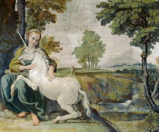 From Bloodthirsty Beast To Saccharine Symbol - The History And Origins Of The Unicorn