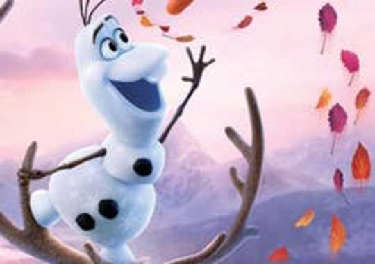 Hvordan Frozen II hjelper barn med å værrisiko og akseptere endring