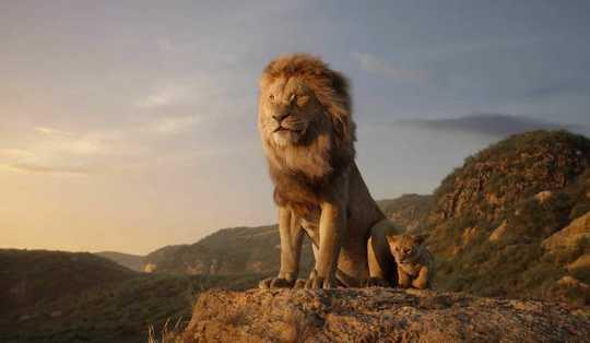 O que 'o rei leão' nos ensina sobre o luto infantil
