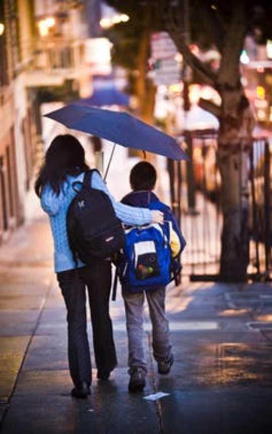 Hjärnskakningar och barn som återvänder till skolan - vad föräldrar behöver veta