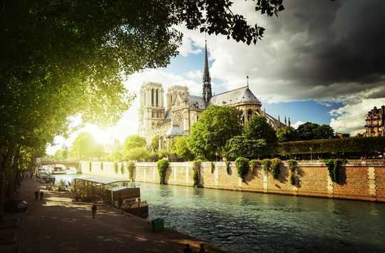 Why Notre Dame Is The Public And Private Lives Of France's Spiritual Home
