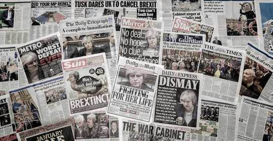 How The People Are Using News Avoidance To Escape The Post-truth World Of Politics