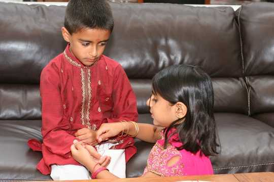 Explaining Rakshabandhan – A Hindu Festival That Celebrates The Brother-sister Bond