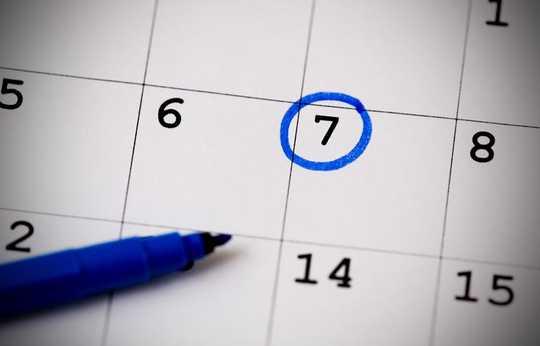 Hvorfor er det syv dager i uken?