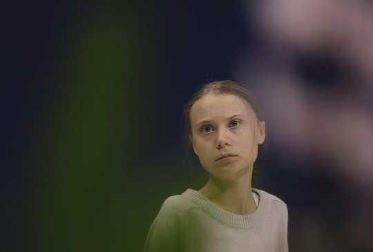 Hatari za Kumwonyesha Greta Thunberg kama Nabii