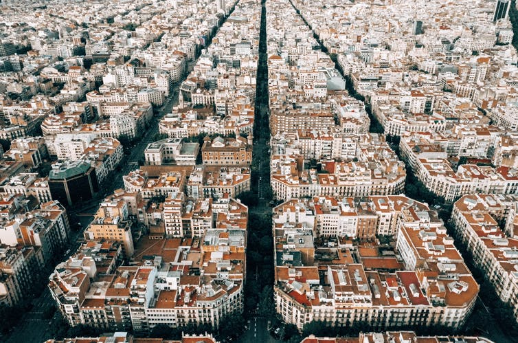 Barcelona's Car-free Zones Could Extend Lives And Boost Mental Health