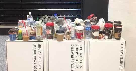 Det är säsongen för att omutforma och minska vårt avfall
