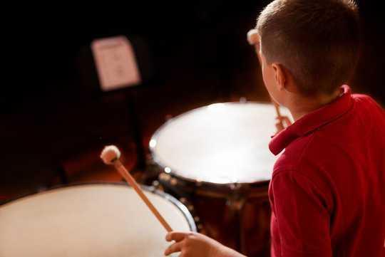 Antes de deixar seu filho sair das aulas de música, tente estas coisas 5