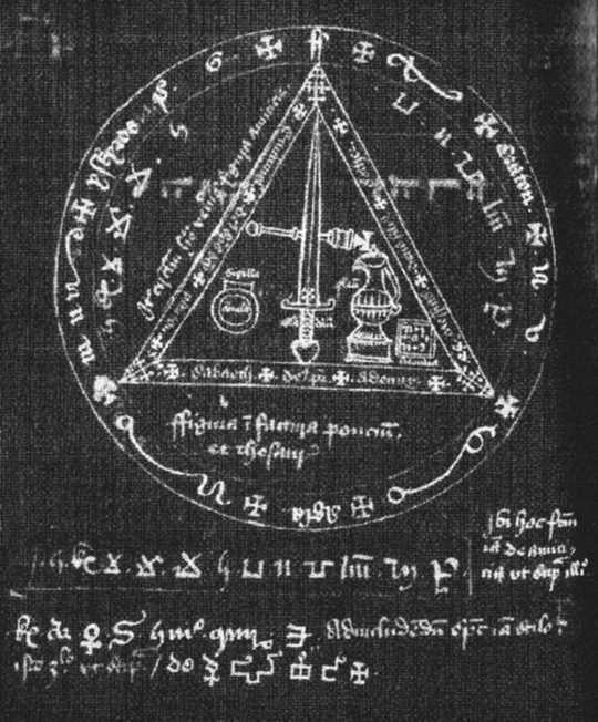 Sa Medieval England Ang Magic Ay Isang Serbisyong Pang-industriya na Ginamit Ng Mayaman at Mahina Pareho
