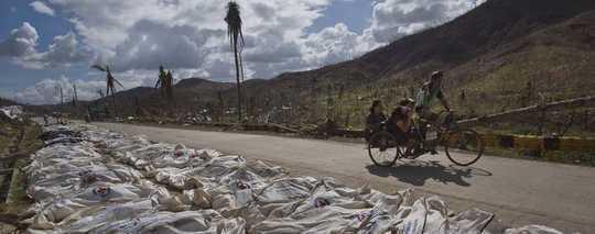 災害被災者に関する神話が気候変動へのグローバルな対応を失速させる