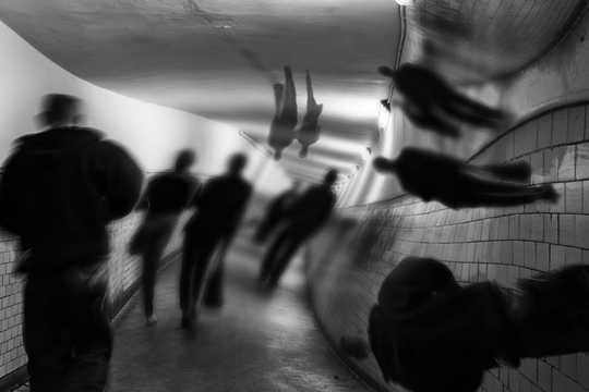 Les expériences psychotiques sont courantes même chez les personnes non atteintes d'un problème de santé mentale