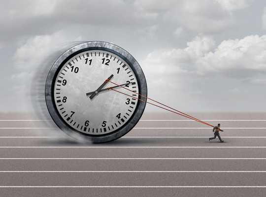 Tick, Tock ... Come lo stress accelera l'orologio dell'invecchiamento dei cromosomi