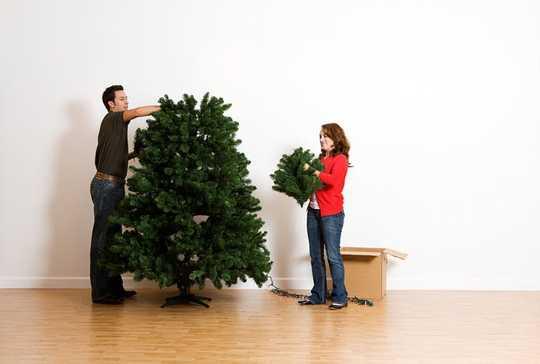 Adakah Lebih Baik Untuk Beli Pokok Krismas Atau Satu Palsu?