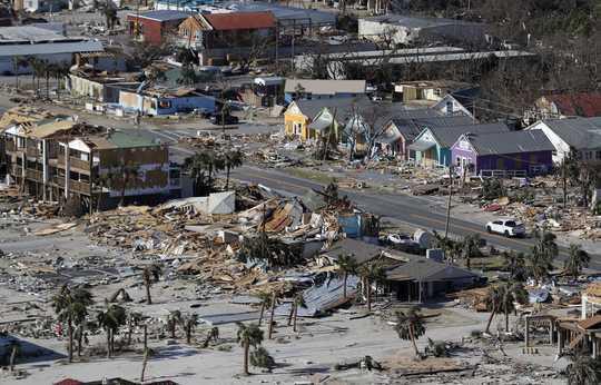 3 وجوہات کیوں امریکہ بڑے آفتوں سے متاثر نہیں ہے