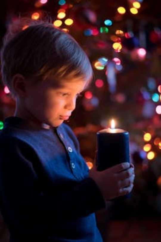 Comment empêcher les enfants avec suffisamment de choses d'être déçus