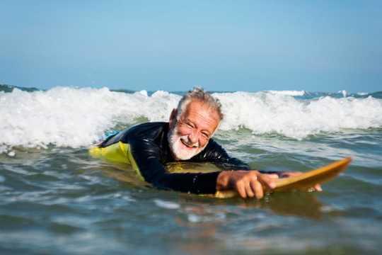 Hoe om fiks te wees in u 60's en verder