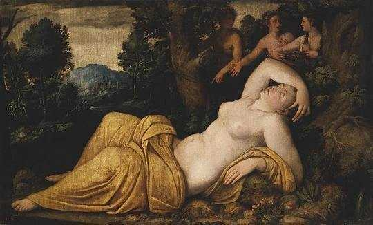 Những trinh nữ quyến rũ và những cơn ngứa dâm đãng ở Anh