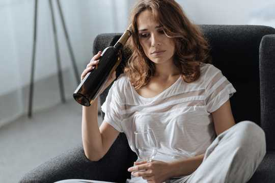 Depression And Binge Drinking More Common Among Military Spouses And Partners