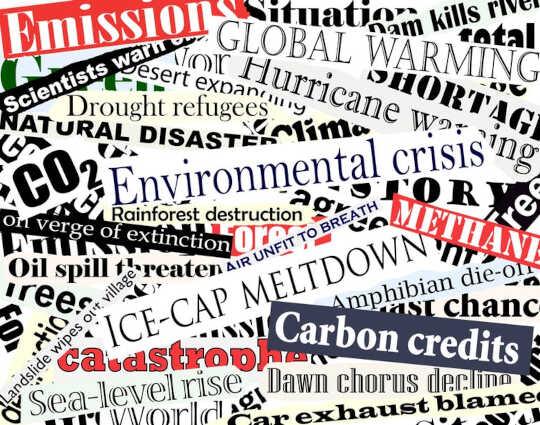 Ilmastonmuutos on liian keskiluokka - tämä korjataan