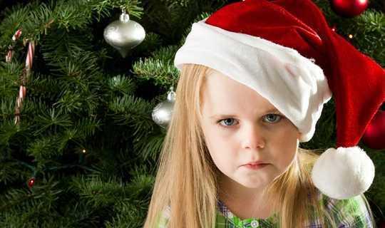 Cara Menjaga Anak-Anak Dengan Hal-Hal yang Cukup Dari Kecewa