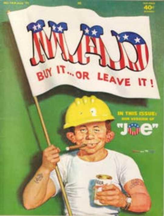 Mad Magazine is klaar, maar die Ethos is meer as ooit tevore