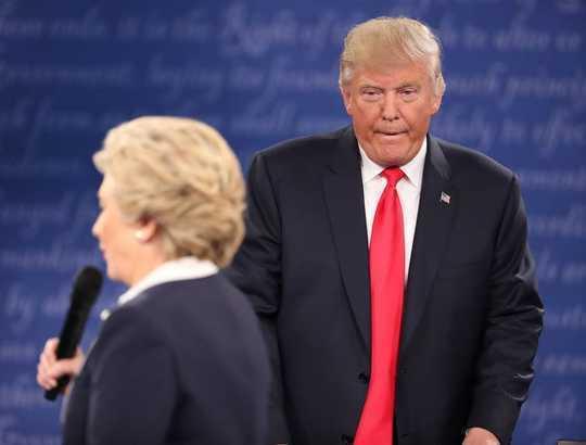 왜 트럼프 대통령이 우리 문화적 불명예의 증상인가