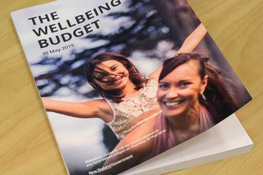 뉴질랜드의 웰빙 예산 : 사람들의 삶을 향상시키는 방법