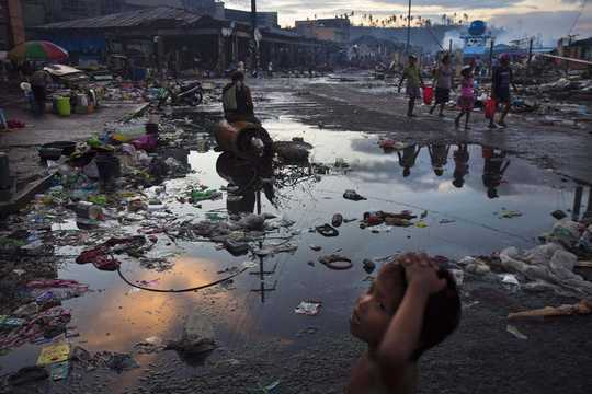 Mitos Mengenai Gerai Survivor Bencana Global Response terhadap Perubahan Iklim