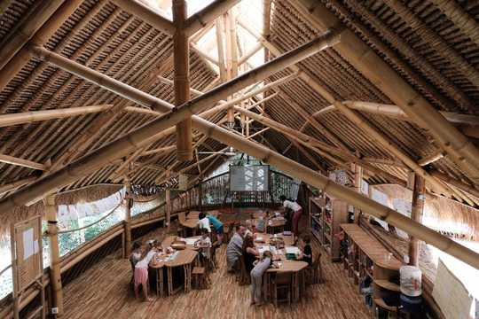 Bamboo Architecture: Bali's Green School Inspires A Global Renaissance