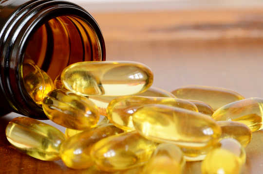 Prescription Omega 3s Keep Triglycerides In Check