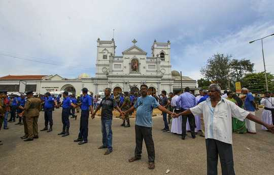Wie is Sri Lanka se Christene?