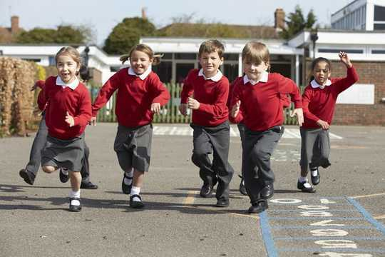 Children Who Have Afternoon School Breaks Are Fitter
