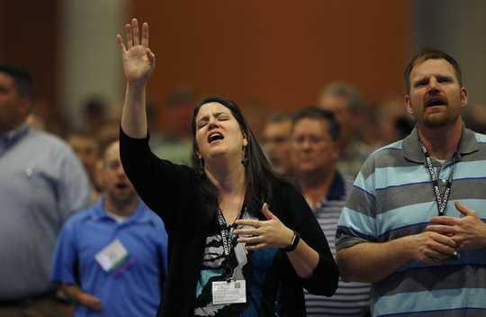 Sekiranya Wanita Southern Baptist Menjadi Pengacara?