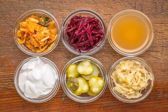 微生物叢をより健康にするためにできる5つのこと