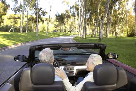 Isolation May Follow When Older Adults Stop Driving