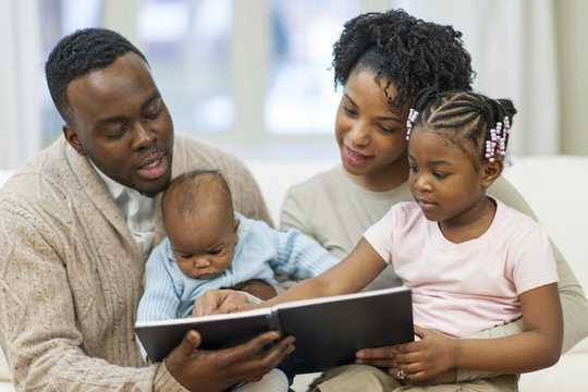 برای کمک به مغز کودک، کتابهای راست را در زمان مناسب بخوانید