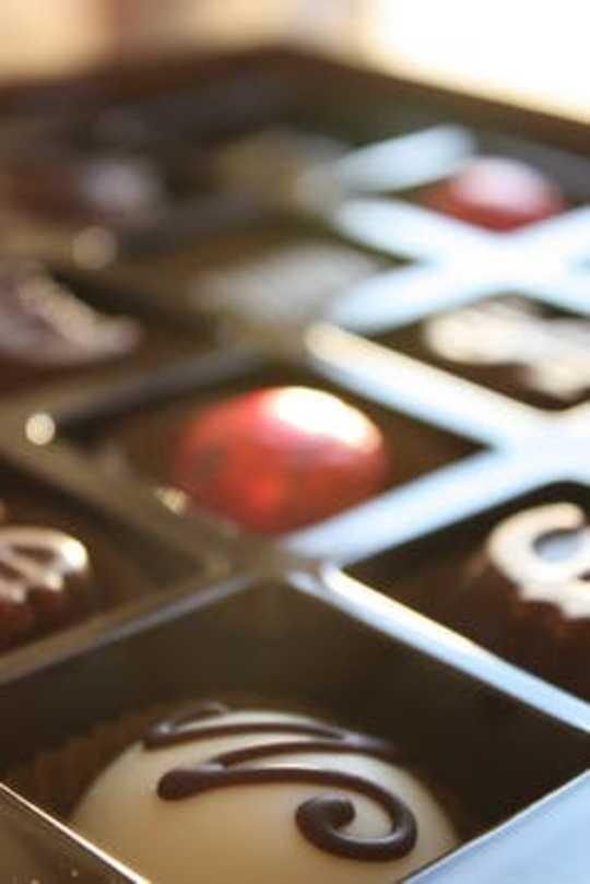 هو الشوكولاته مثير للشهوة الجنسية؟