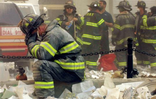 9 / 11响应者显示创伤后应激障碍与认知衰退之间的联系