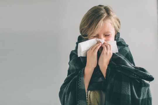 Bạn có thể chết vì cảm lạnh thông thường?