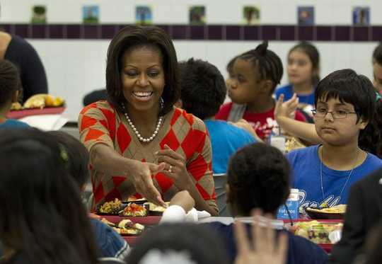 Michelle Obama Is A Surprise Textbook Example Of How Women Thrive And Grow