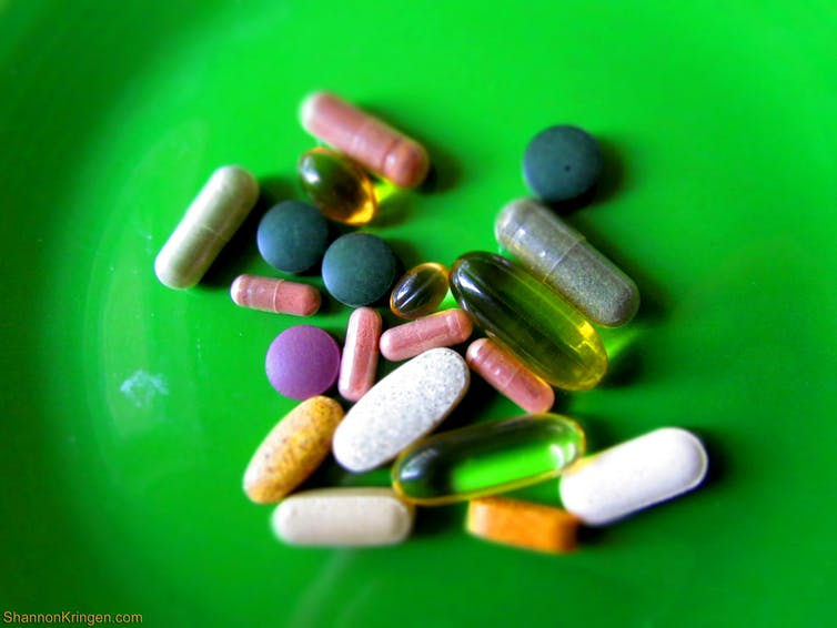 4 Mythen over vitaminesupplementen